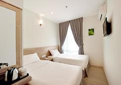 더 익스플로러 호텔 - 멜라카 - 침실