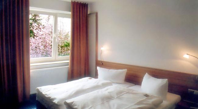 Kolpinghaus Messehotel Köln-Deutz - 쾰른 - 침실