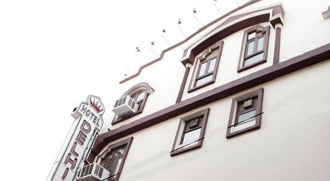 호텔 델리 다르바르 - 뉴델리 - 건물