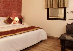 호텔 델리 다르바르 - 뉴델리 - 침실