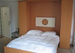 Wake-Up Sandwich Hotel - 안트베르펜 - 침실