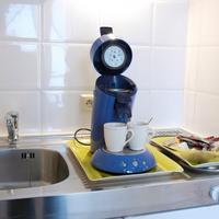 Wake-Up Sandwich Hotel In-Room Kitchenette