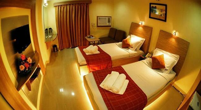호텔 프라탭 프라자 - 첸나이 - 침실
