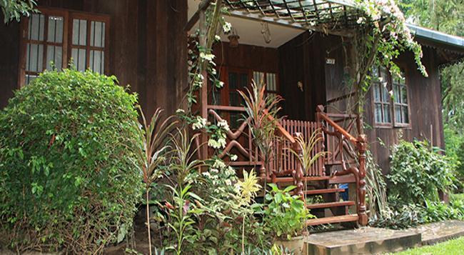 롬옌 가든 리조트 - 치앙마이 - 건물