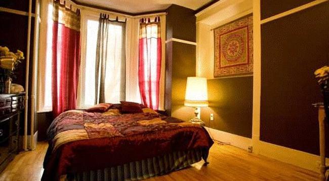 C'mon Inn Hostel - 멍크턴 - 침실