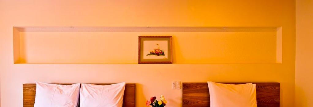 호앙 록 빌라 호텔 - Dalat - 침실
