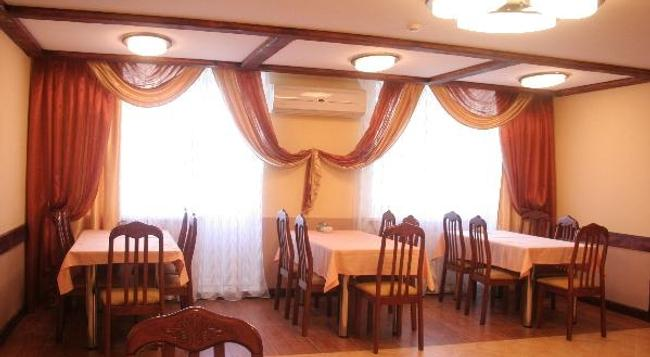 Tan-Sholpan Hotel - 알마티 - 레스토랑