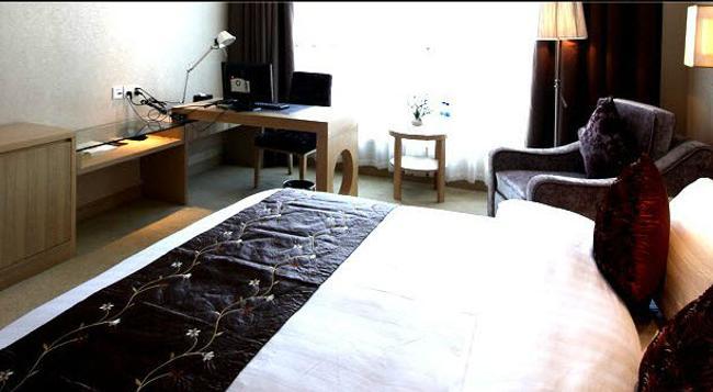 수주 캐널 가든 호텔 - 소주 - 침실