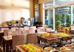 시티 스위트 - 타이중 우촨 - 타이중 - 레스토랑