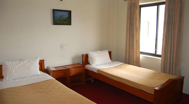 호텔 노르부 상포 - 카트만두 - 침실