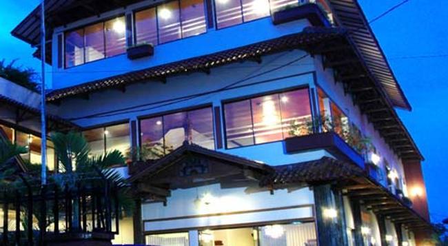 케낭간 반둥 호텔 - 반둥 - 건물