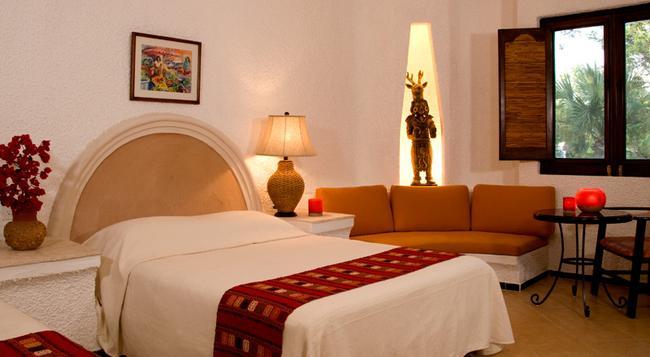 Hotel Amarte Maroma - 플라야 델 카르멘 - 침실