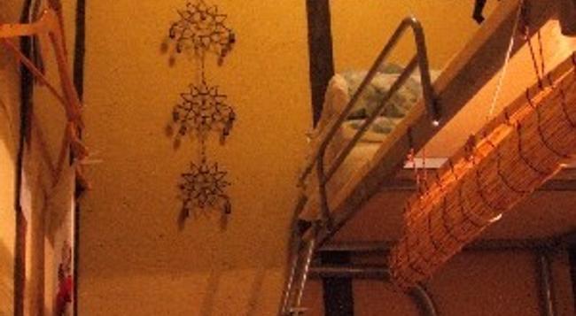 게스트하우스 나고미 - 교토 - 침실