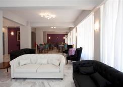 Byzantio Hotel - 칼라마타 - 레스토랑