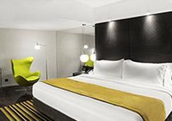 UNY 호텔 - Yogyakarta - 침실