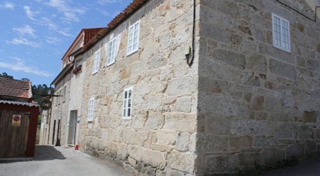 Casa Rural Outeiro - 산신소 - 건물