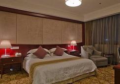 장수 추이핑산 호텔 - 난징 - 침실