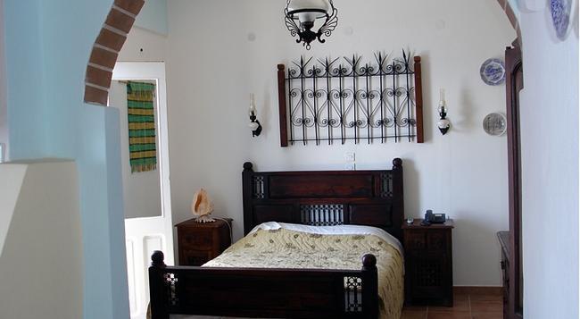 악티 룸 앤 스튜디오 아스티팔레아 - Astypalaia - 침실
