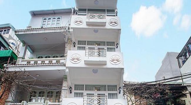 와일드 로터스 호텔 - 항베 - 하노이 - 건물