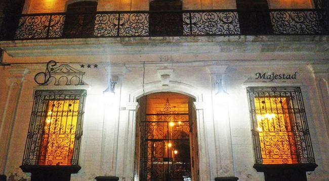 Majestad Boutique Hotel - 아레키파 - 건물