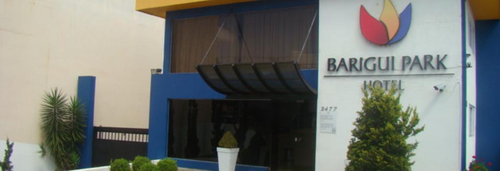 Barigui Park Hotel - 쿠리치바 - 건물