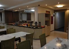 Barigui Park Hotel - 쿠리치바 - 레스토랑