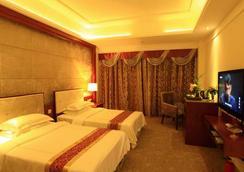 낸 구오 호텔 - 광저우 - 침실