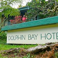 Dolphin Bay Hotel Exterior detail