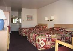 The Virginian Motel - 모아브 - 침실
