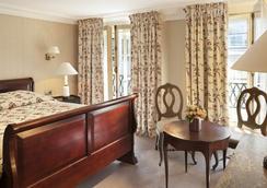 Hotel du Danube Saint Germain - 파리 - 침실
