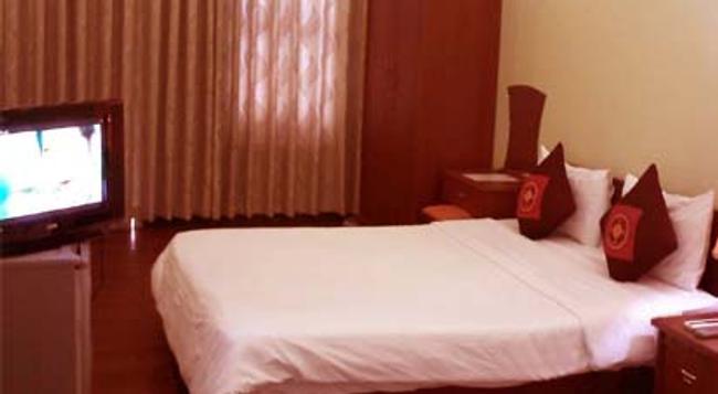 Viet Fun 3 Hotel - 하노이 - 침실