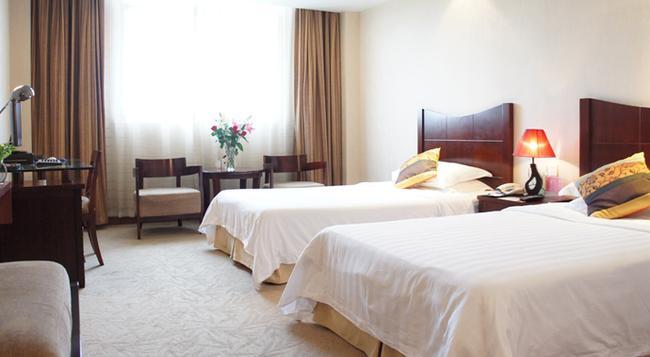 Nanya Hotel - Suzhou - 소주 - 침실