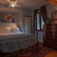 La Loggia Art B&B Guestroom