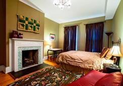 Ivy Mansion At Dupont Circle - 워싱턴 - 침실