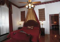 Hubbard Mansion B&B - 뉴올리언스 - 침실