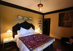 Villa Warhol Guest House - 마라케시 - 침실