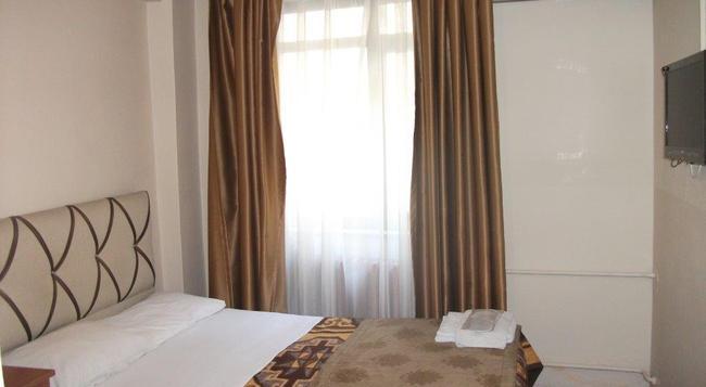 파리 호텔 - 이스탄불 - 침실