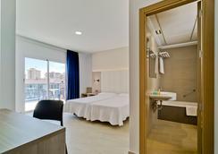 Hotel Bristol Park Benidorm - 베니도름 - 침실