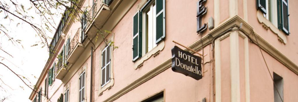 도나텔로 호텔 - 로마 - 건물