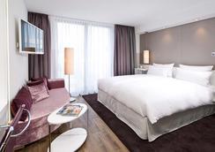 부티크 호텔 i31 베를린 미테 - 베를린 - 침실