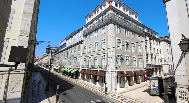 Lisboa Prata Boutique Hotel - 리스본 - 건물