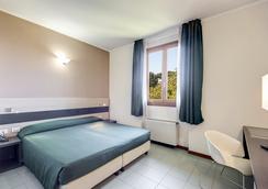 알바 호텔 토레 마우라 - 로마 - 침실