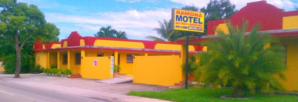 Ramona Motel - 마이애미 - 건물