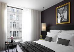 사우스 플레이스 호텔 - 런던 - 침실