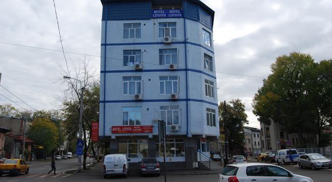 호텔 리토보이 센트럴 - 부쿠레슈티 - 건물