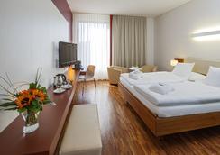 호텔 스투키 - 바젤 - 침실