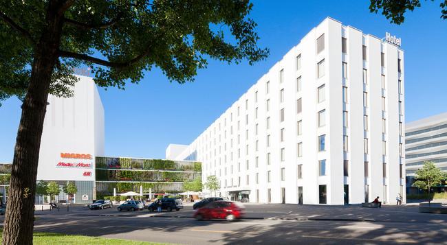 호텔 스투키 - 바젤 - 건물
