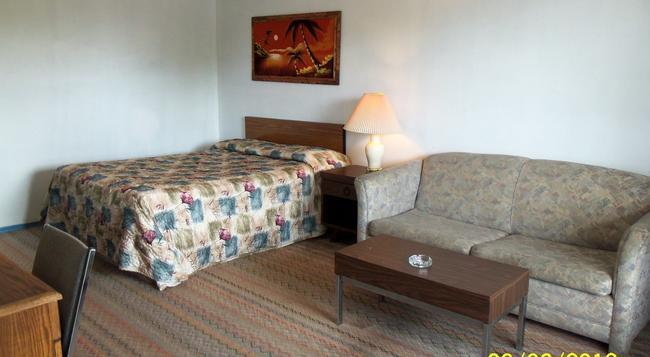 Advantage Inn - 나이아가라폴스 - 침실