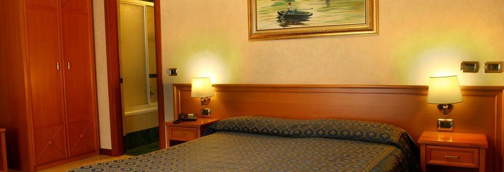 호텔 올랜다 - 로마 - 침실