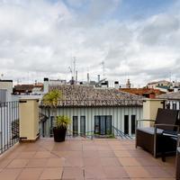 발렌시아플랫츠 카테드랄 Terrace/Patio